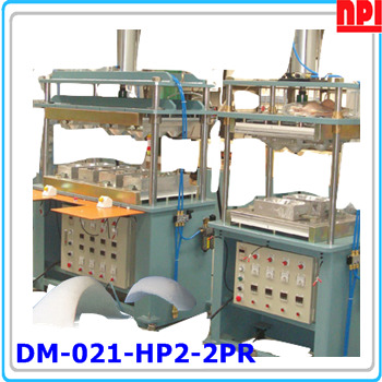 Foam Cup Molding Machine
